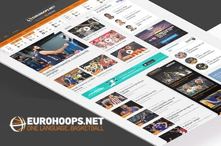 Basketball portal design